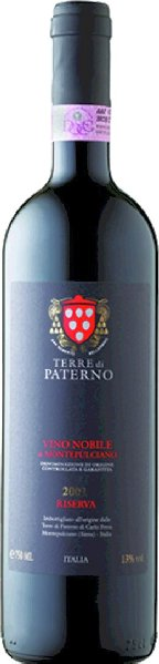 R4000464501 Terre di Paterno Vino Nobile di Montepulciano Riserva D.O.C.G. Sangiovese Grosso, Canaiolo  B Ware Jg.2008