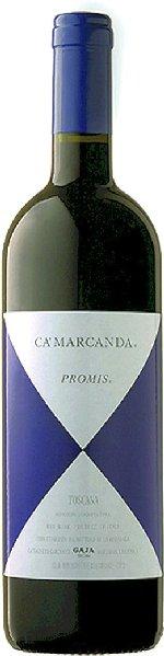 GajaCa Marcanda di  Promis Toscana I.G.T. Merlot, Syrah, Sangiovese Jg. 2013Italien Piemont Gaja