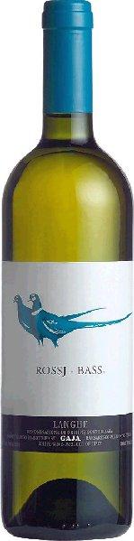 GajaRossj-Bass Langhe D.O.C. Jg. 2015 Sauvignon Blanc, ChardonnayItalien Piemont Gaja