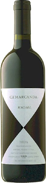 Gaja, Toskana Ca Marcanda di Magari Toscana I.G.T. Merlot Cabernet Sauvignon Cabernet Franc Jg. 2008