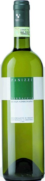 PanizziVernaccia di San Gimignano D.O.C.G. Jg. 2015Italien Toskana Panizzi