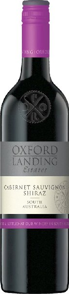 YalumbaOxford Landing Cabernet Sauvigon-Shiraz South Australia Jg. 2012-13Australien South Australia Yalumba