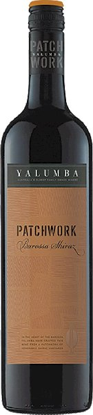 YalumbaPatchwork Shiraz WO Barossa Valley Jg. 2012Australien South Australia Yalumba