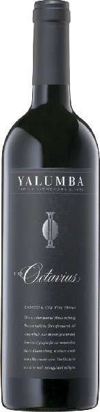 YalumbaRare & Fine The Octavius Old Vine Shiraz W.O. Barossa Jg. 2008Australien South Australia Yalumba