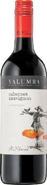 YalumbaY-Series Cabernet Sauvigon South Australia Jg. 2010-12Australien South Australia Yalumba