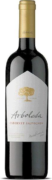 ArboledaCabernet Sauvignon Jg. 2012-13 85 % Cabernet Sauvignon, 8%  Cabernet Franc, 7 % ShirazChile Ch. Sonstige Arboleda