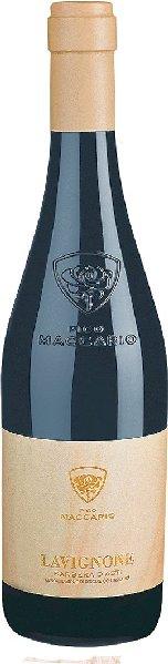 Pico MaccarioBarbera d Asti Lavignone DOC Barbera Jg. 2014-15Italien Piemont Pico Maccario