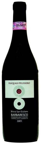 Pasquale PelisseroBarberesco Brico San Giuliano DOCG Nebbiolo Jg. 2011Italien Piemont Pasquale Pelissero