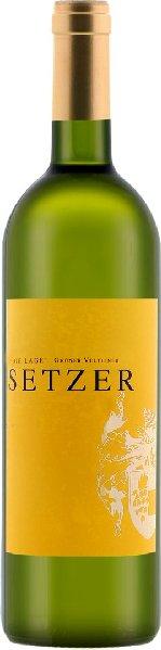 SetzerGrüner Veltliner Die Lage Weinviertel DAC Reserve trocken Jg. 2015Österreich Weinviertel Setzer