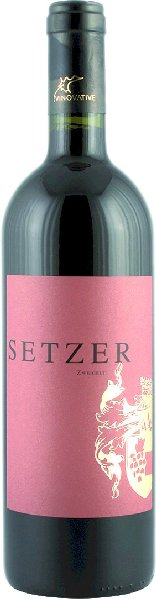 SetzerZweigelt Qualitätswein aus dem Weinviertel trocken Jg. 2014Österreich Weinviertel Setzer
