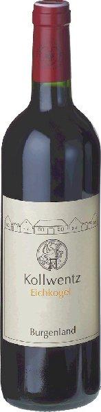 Kollwentz RömerhofEichkogel Blaufränkisch,Zweigelt Qualitätswein aus dem Burgenland Jg. 2013Österreich Burgenland Kollwentz Römerhof