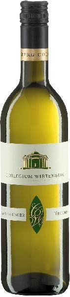 Collegium WirtembergGrauburgunder QbA trocken Edition WirtembergDeutschland Württemberg Collegium Wirtemberg