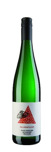 Willems WillemsSaar Riesling QbA trocken Schiefer Jg. 2011Deutschland Mosel-Saar-Ruwer Willems Willems