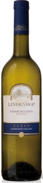 Lindenhof Weissburgunder trockenDeutschland Baden Lindenhof