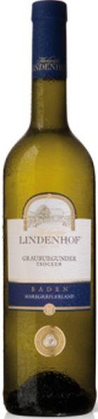 Lindenhof Grauburgunder trockenDeutschland Baden Lindenhof