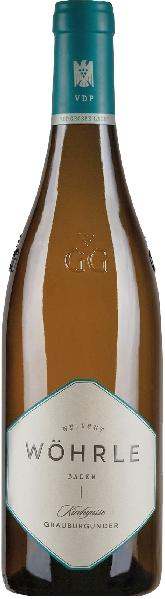 Weingut W�hrle -  LahrerLahrer Kirchgasse Grauburgunder GGDeutschland Baden Weingut W�hrle -  Lahrer