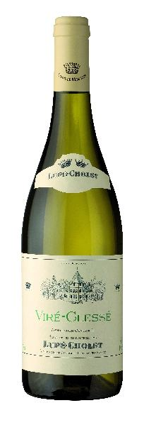 Lupe CholetVire Clesse AOC Jg. 2010Frankreich Burgund Lupe Cholet