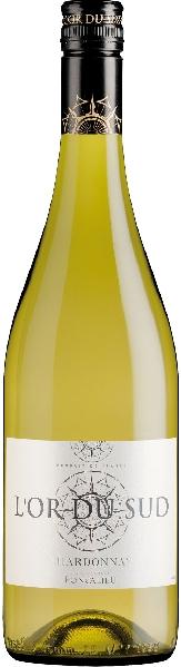 FoncalieuL OR DU Sud Chardonnay Pays D OC IGPFrankreich Südfrankreich Languedoc Foncalieu