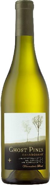 Louis M. MartiniGhost Pines Chardonnay  Jg. 2016 gereift in französischer und amerikanischer EicheU.S.A. Kalifornien Louis M. Martini