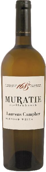 Muratie Estate Laurens Campher  Blended White Cuvee aus Chenin Blanc, Verdelho, Viognier, Sauvignon BlancS�dafrika Kapweine Stellenbosch Muratie Estate