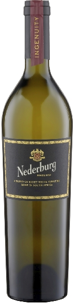 NederburgIngenuity White Blend Jg. 2014 Cuvee aus Chardonnay, Semillon, Viognier, Verdelho, NouvelleSüdafrika Western Cape Nederburg