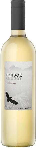 AndeanCondor Andino Chardonnay Jg. 2018Argentinien Mendoza Andean