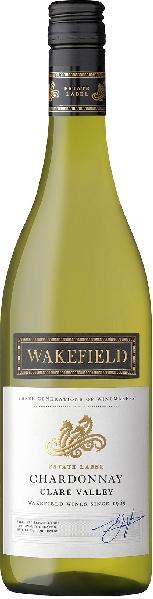 WakefieldEstate Chardonnay teilweise im Holzfass ausgebautAustralien South Australia Wakefield