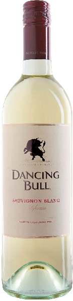 Dancing BullSauvignon Blanc Rancho Zabaco Rebsorten: 95% Sauvignon Blanc, 5% SemillonU.S.A. Kalifornien Dancing Bull