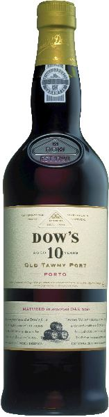 Dow s 10 Y.O. Tawny Port 48 Monate BarriquePortugal Douro Dow s