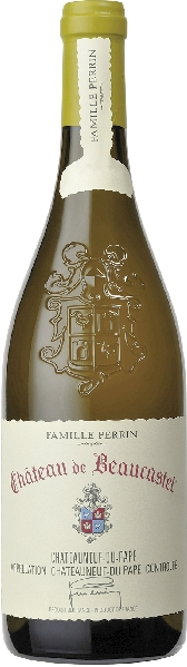 Matthieu PerrinChateauneuf Du Pape AOC Blanc Cuvee aus 80% Rousanne, 15% Grenache Blanc, 5% andereFrankreich Rhone Matthieu Perrin