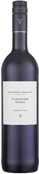 VollmerDornfelder QbA trockenDeutschland Pfalz Vollmer