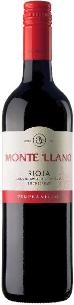 Ramon BilbaoMonte Llano Tempranillo Rioja DOCA 4 Monate BarriqueSpanien Rioja Ramon Bilbao