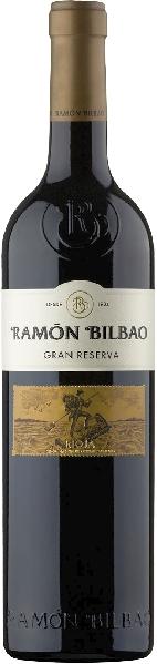 Ramon BilbaoGran Reserva Rioja DOCA 90% Tempranillo, 5% Mazuelo, 5% Garnacha 30 Monate im Holzfass gereiftSpanien Rioja Ramon Bilbao