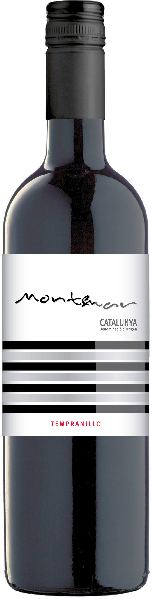 Montemar Tempranillo Oak aged Catalunya DO 1 Monat BarriqueSpanien Katalonien Montemar