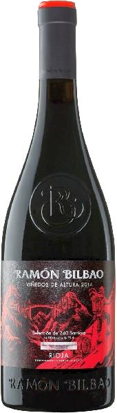 Ramon BilbaoVinedos De Altura Rioja DOCA 50% Tempranillo, 50% GarnachaSpanien Rioja Ramon Bilbao