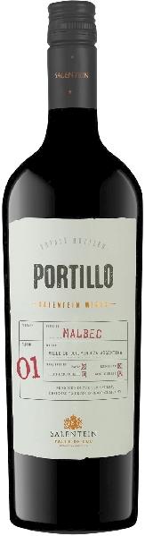 SalenteinEl Portillo Malbec neue Ausstattung ab ca Juli 2017Argentinien Mendoza Salentein