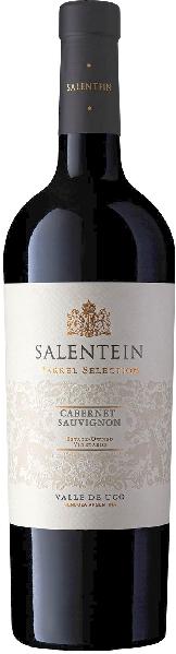 SalenteinBarrel Selection Cabernet Sauvignon 12 Monate im Holzfass gereiftArgentinien Mendoza Salentein