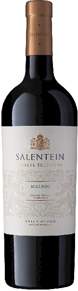 SalenteinBarrel Selection Malbec 10 Monate BarriqueArgentinien Mendoza Salentein