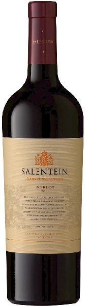 SalenteinBarrel Selction Merlot 12 Monate BarriqueArgentinien Mendoza Salentein