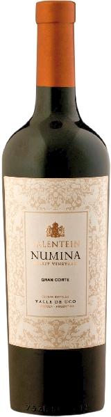 Salentein Numina Gran Corte Rotwein Cuvee aus Malbec, Cab.Sauv., merlot, Petit Verdot, Cab.Franc, 16 Monate im Holzfass gereiftArgentinien Mendoza Salentein
