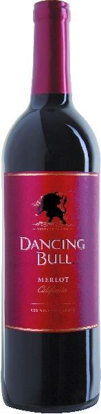Dancing BullMerlot  Rancho ZabacoU.S.A. Kalifornien Dancing Bull