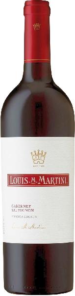 MartiniCabernet Sauvignon Sonoma ValleyU.S.A. Kalifornien Martini