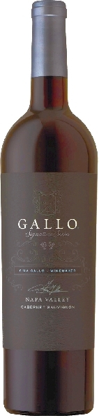GalloCabernet Sauvignon Napa Vally 25 Monate im Barrique gereiftU.S.A. Kalifornien Gallo