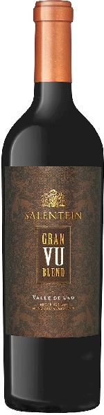 SalenteinGran Vu Blend Cuvee aus 73% Malbec, 27% Cabernet Sauvignon, 24 Monate im Holzfass gereiftArgentinien Mendoza Salentein