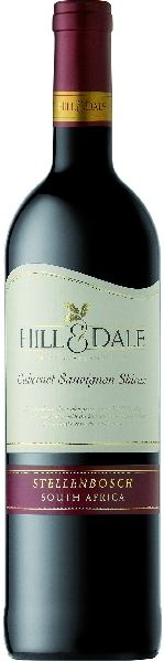 StellenzichtHill & Dale Cabernet Sauvignon Shiraz  70% Cabernet Sauvignon, 30% Shiraz,Südafrika Kapweine Stellenbosch Stellenzicht