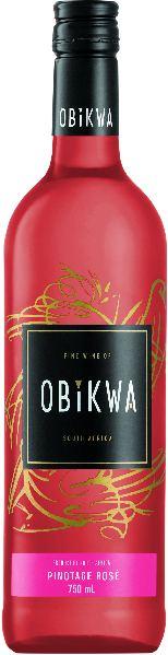 ObiwakaPinotage Rose Jg. 2015S�dafrika Kapweine Obiwaka