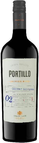 SalenteinEl Portillo Cabernet Sauvignon neue Ausstattung ab ca Juli 2017Argentinien Mendoza Salentein