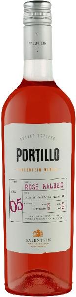 SalenteinEl Portillo Malbec Rosé neue Ausstattatung ab ca Juli 2017Argentinien Mendoza Salentein