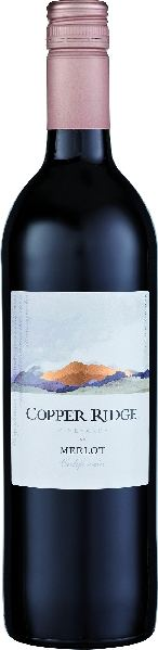 Mehr lesen zu : Copper RidgeMerlot  CaliforniaU.S.A. Kalifornien Copper Ridge