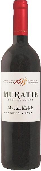 Muratie EstateMartin Melck Cabernet SauvignonSüdafrika Kapweine Stellenbosch Muratie Estate